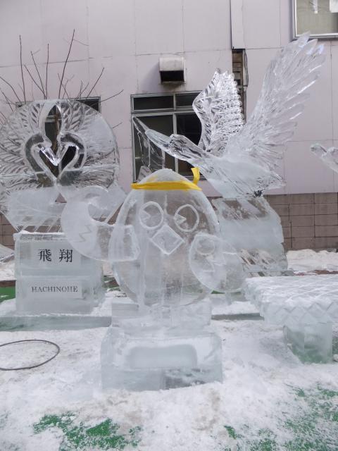 氷の彫刻~Ice Art Gallery~